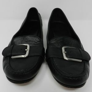 Cole Haan Slip On Loafers-Black Size 9B